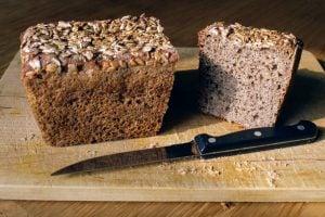 Russian Rye Bread 400g £2.80